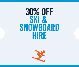 30% Off Ski Hire in Pas de la Casa